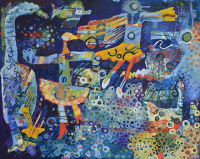 Artists Fleeing Habitat Destruction