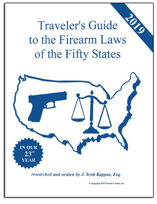 Travelers Guide To Firearm Laws of The 50 States   Concealed