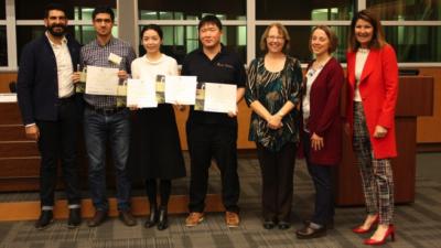 QuantWave's wins Jack Rosen Grand Prize