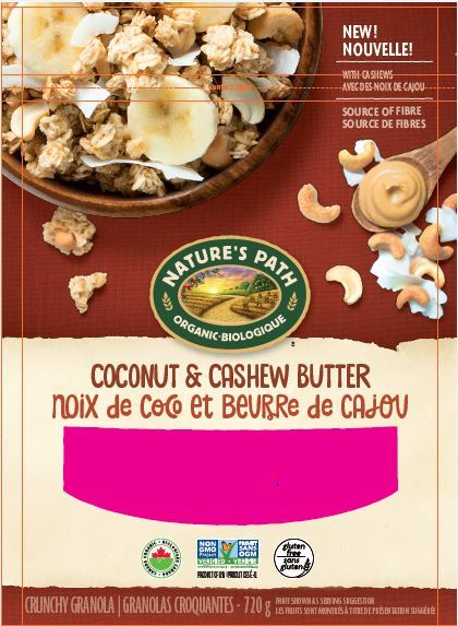 Butter Crunchy Granola recalled due to Listeria monocytogenes