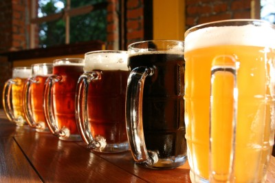 Quantwave Conducted tests on Beer Samples for Local Brewery