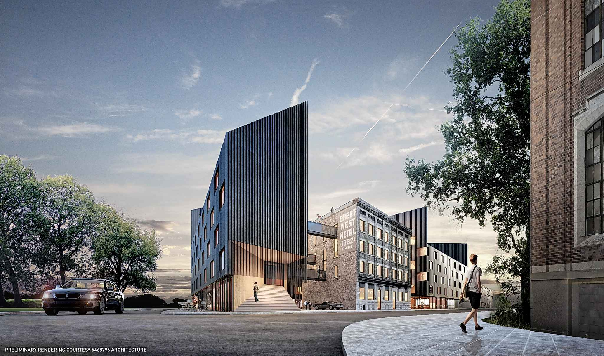 Two New Projects to Rise on Winnipeg's Waterfront