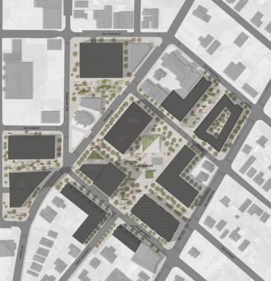 City Plan Illustration
