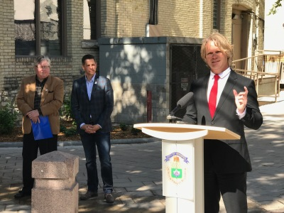 Improvements in the Northeast Exchange District Continue
