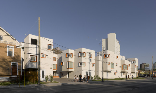 Centre Village Housing