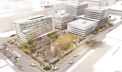 Framework for Redevelopment of the Market Lands Released