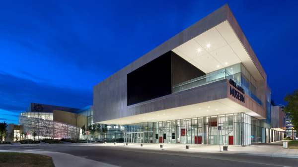 Royal Alberta Museum, Edmonton