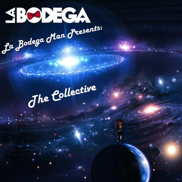 La Bodega Man Presents: The Collective CD