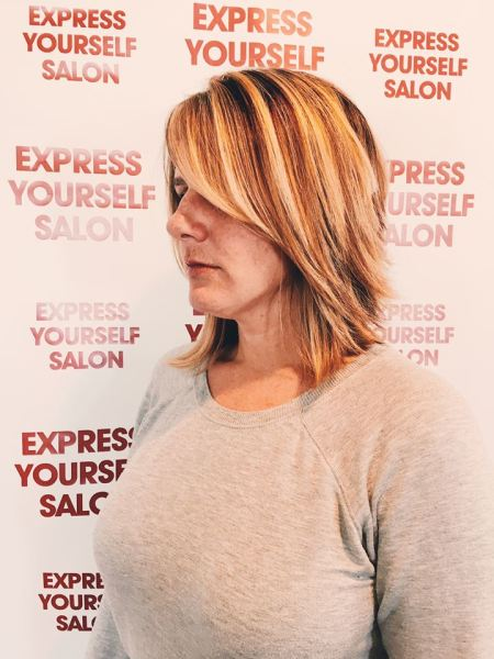 Cut and Highlights by Laura