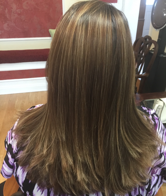 Keratin Smoothing Treatment by Kayla