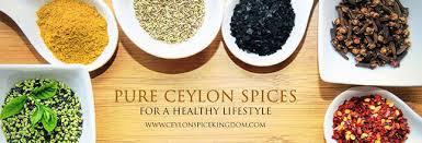 Authentic Sri Lankan Spices