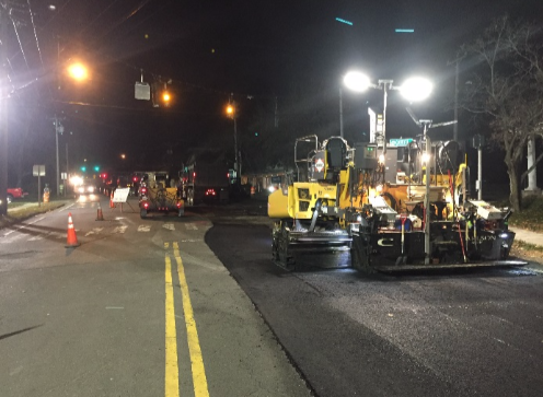 Sanitary Sewer Replacement – Farmington Ave from Garden Street: