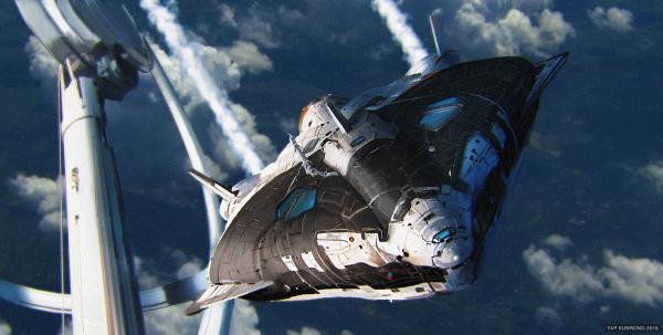 Low Orbit Carrier