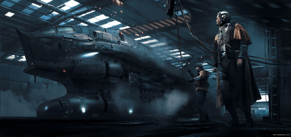 USS Spacewolf
