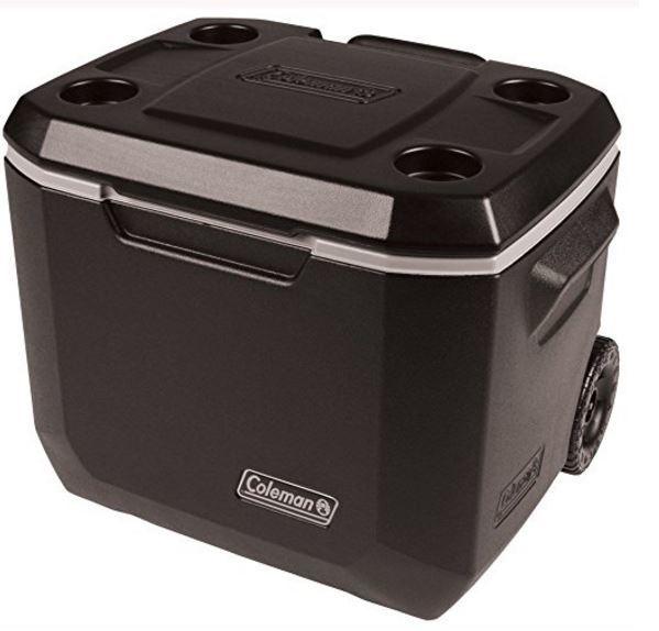 $20 Coleman 50 Quart Xtreme 5 Wheeled Cooler