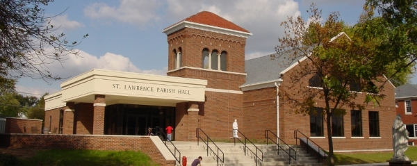 Saint Lawrence Parish Hall