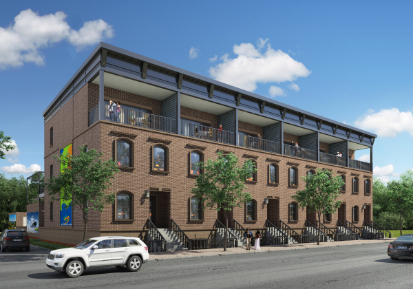 Brownstone Development - COMING SOON
