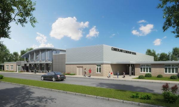 Cumberland Elementary School - UNDER CONSTRUCTION