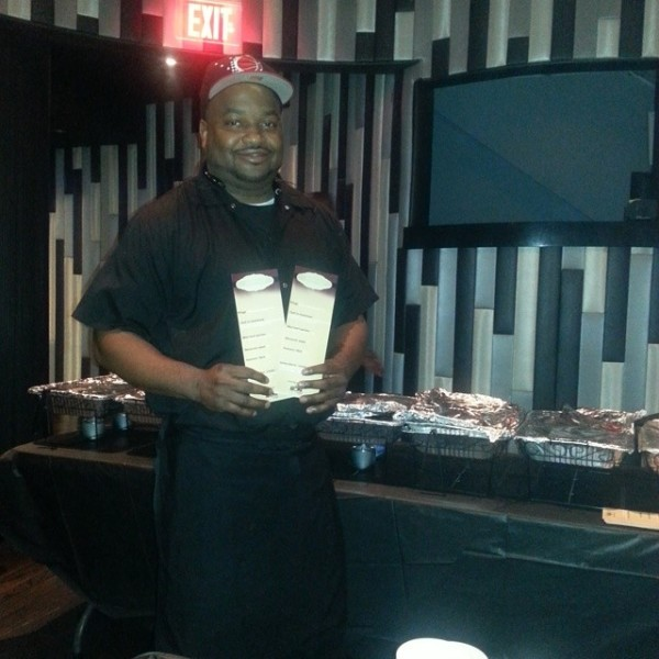 Jerk Fusion Cafe caters Radio One's Meet & Greet