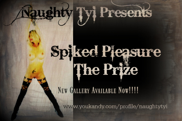 Spiked Pleasure - The Prize
