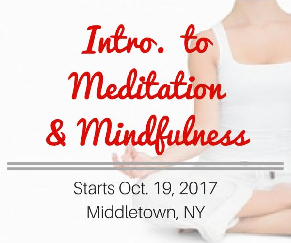 Meditation relaxation