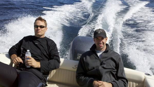 J&C boat times happen