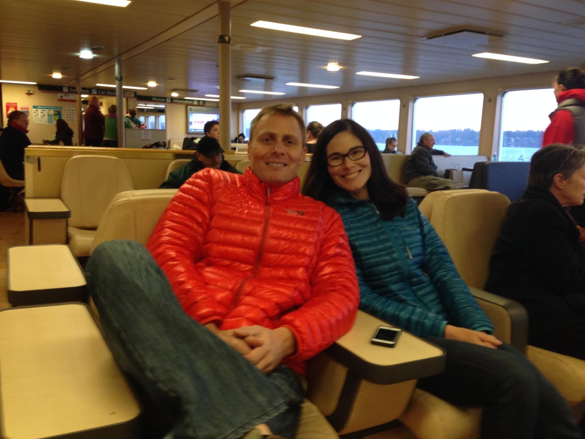 Alyson and Joseph in Seattle