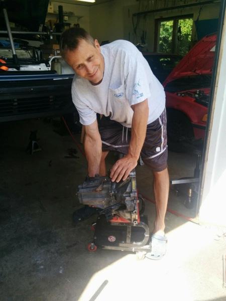 MR. FixIt DK's garage