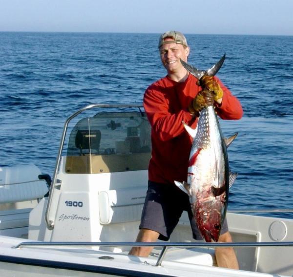 Love to fish!