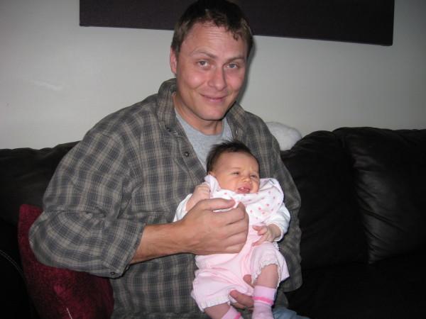 Uncle Joe and Niece Riley
