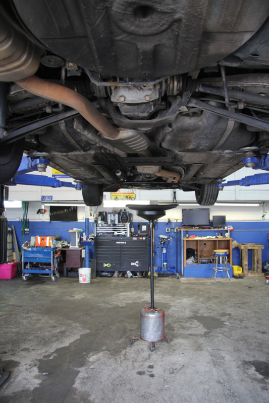 The importance of an Oil Change