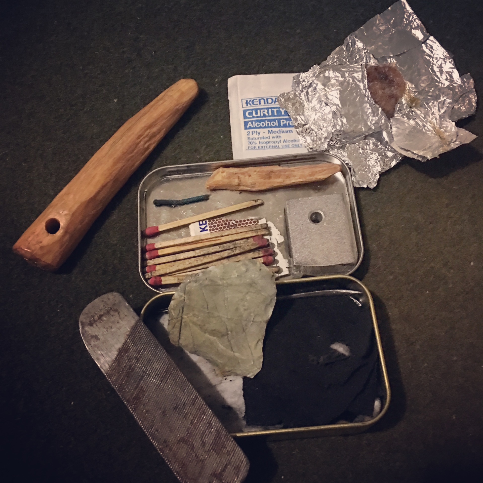 DIY Fire kit JSTs