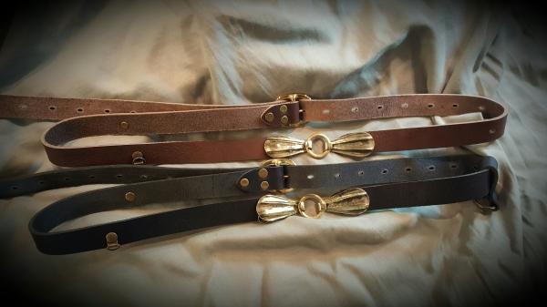 Simple arhers belt