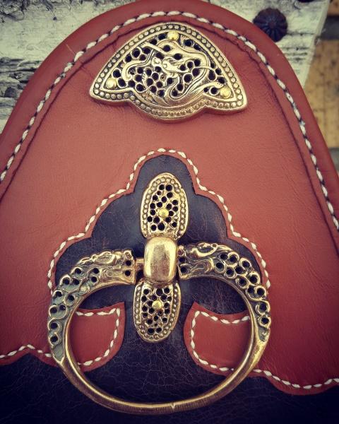 Bronze cast fittings