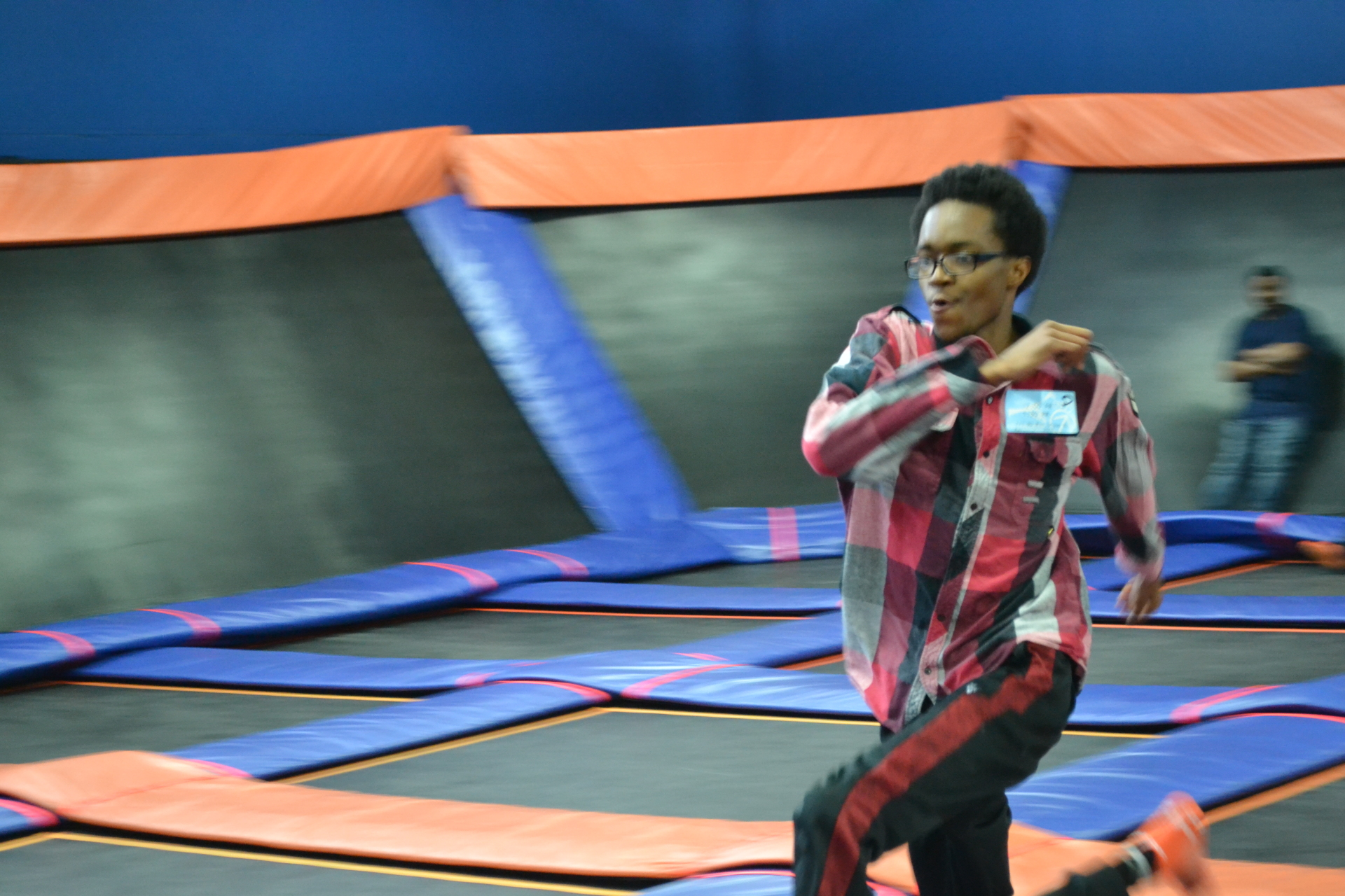 EYB Excursion: Teambuilding@SkyZone