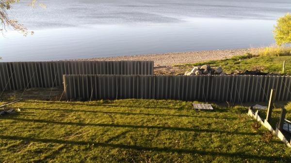 Sea Wall Lake Sakakawea