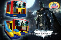 batman bounce house rental in colorado springs, batman jumpers for rent