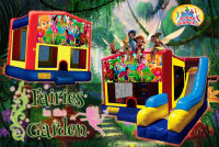 Fairies bounce house rental in colorado springs, Fairies jumpers for rent