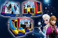 Frozen bounce house rental in colorado springs, Frozen jumpers for rent