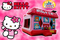 Hello Kitty  bounce house rental in colorado springs, Hello Kitty  jumpers for rent