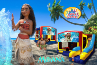 Moana bounce house rental in colorado springs, Moana jumpers for rent