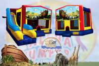 Noah's Ark bounce house rental in colorado springs, Noah's Ark  jumpers for rent