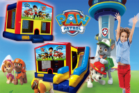 Paw patrol bounce house rental in colorado springs, Paw patrol jumpers for rent