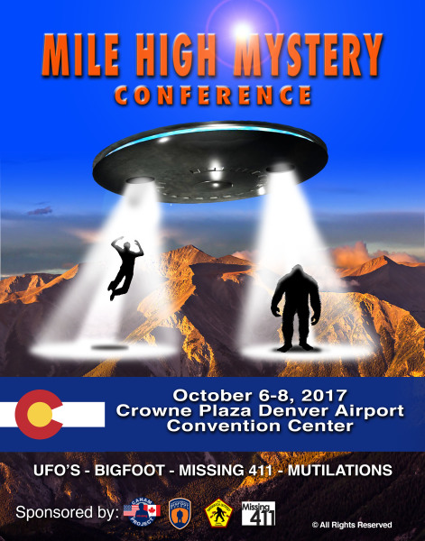 Mile High Mystery Conference