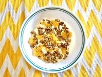 3 Step Greek Yogurt Snack