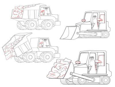 Vehicle Prop Design