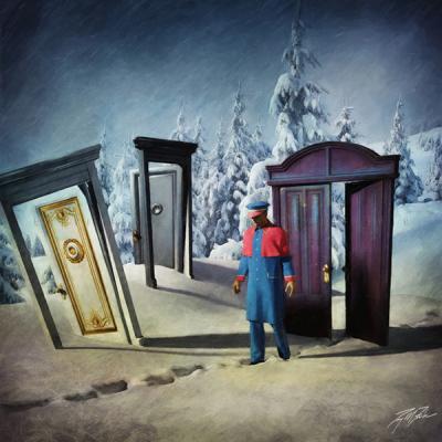 A Quest For My Door
