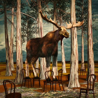 Moosical Chairs