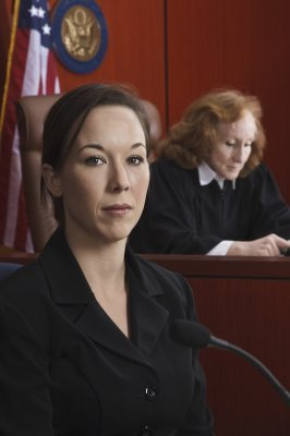 RN Expert Witness with Judge