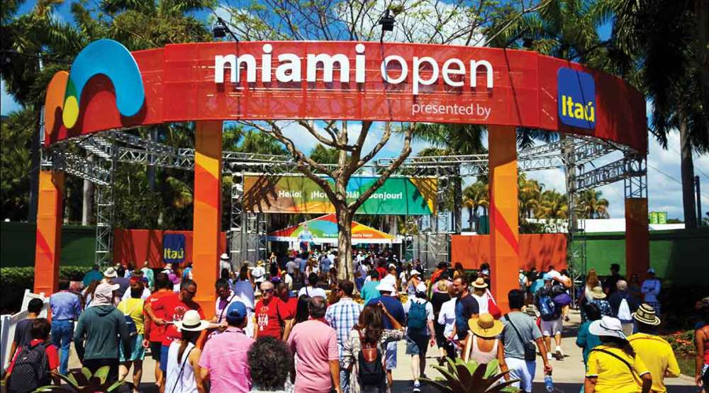 Miami Open Tennis